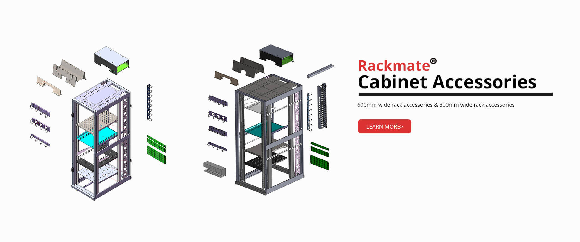 Rackmate Cabinet Accessories