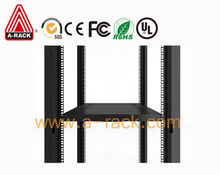 RM84003 Sliding Shelf 50kg Black